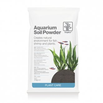Tropica Aquarium Soil 3L Powder