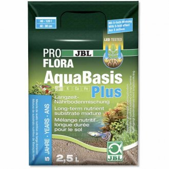 JBL AquaBasis plus 2.5L (For 40-120L Tank)