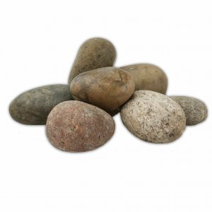 Aquascaping Pebbles - Large (per kg)