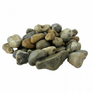 Aquascaping Pebbles - Medium (per kg)