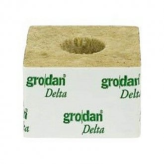 "Grodan 4"" Large Delta Cubes (pack of 6)"