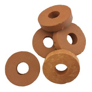 Ceramic Disc Plant Weights