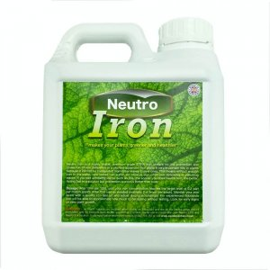 Neutro Iron Plant Supplement - Medium