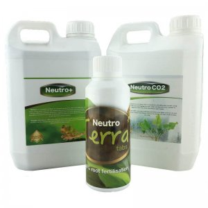 Neutro Fertilising Set - High Tech (Large) with TerraTabs (x50)