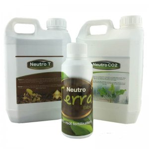 Neutro Fertiliser Set - Low tech (Large) with TerraTabs (x50)