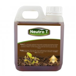 Neutro T Aquarium Fertiliser - Medium with FREE Pipette