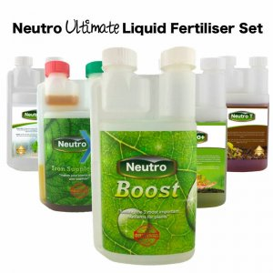 Neutro ULTIMATE Liquid Fertiliser Set - Small Size