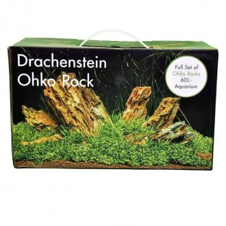 Ohko Rock Box - 60L Aquarium