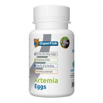 Superfish Artemia Eggs - 50g
