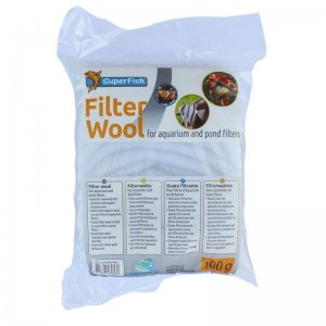 Superfish Filter Wool - 100g