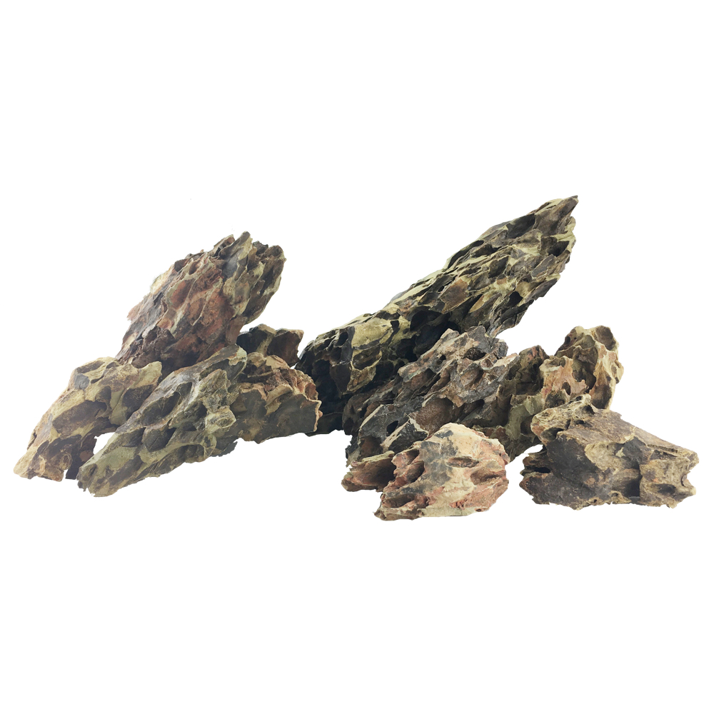 Aquarium Dragon Stone Rocks - per kg £3.98