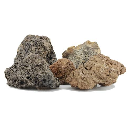 ... / Aquascaping Decor / Aquarium Rocks /Aquarium Lava Rock - per kg